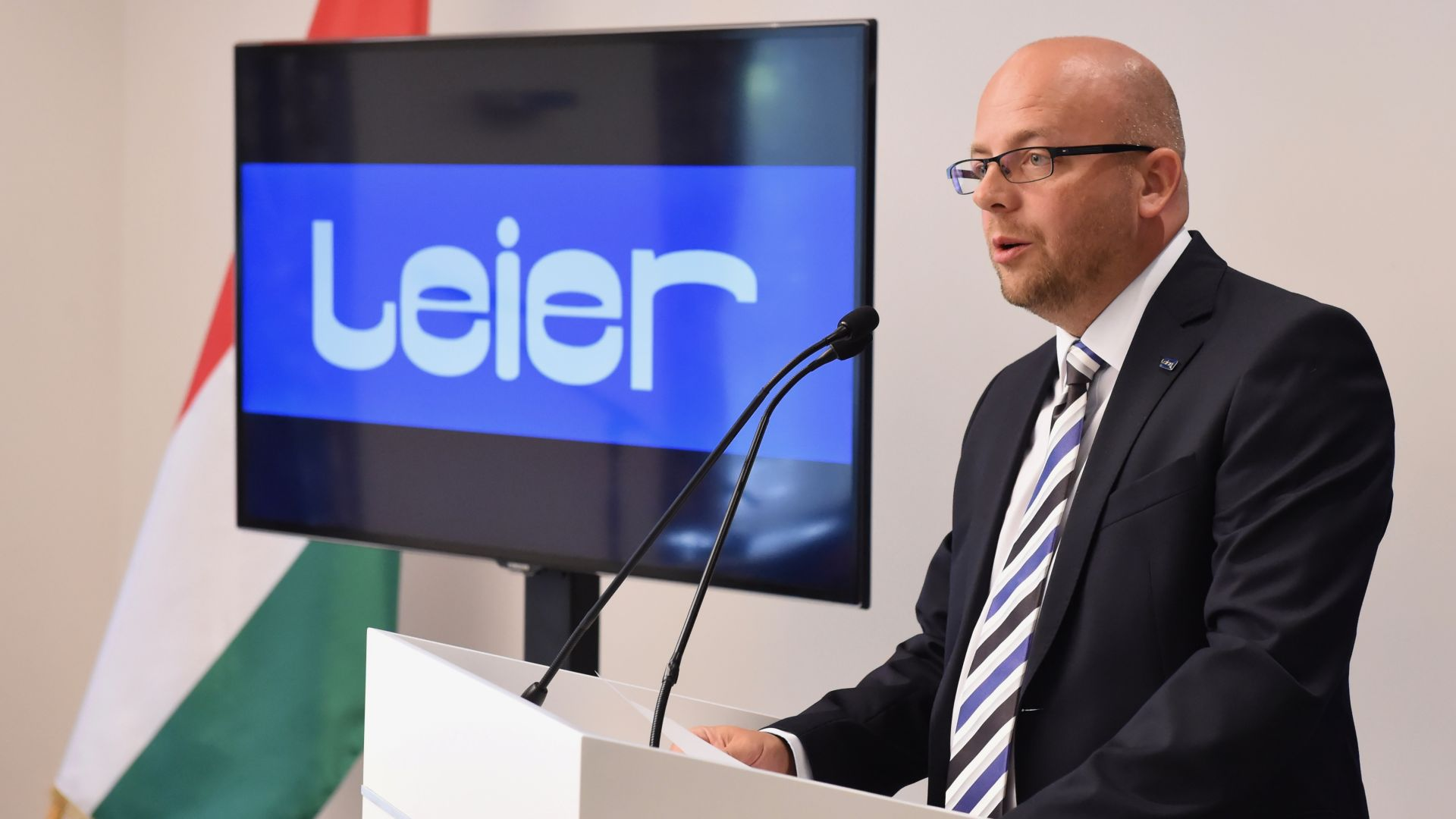 Leier continues to see Hungary as the possibility for development