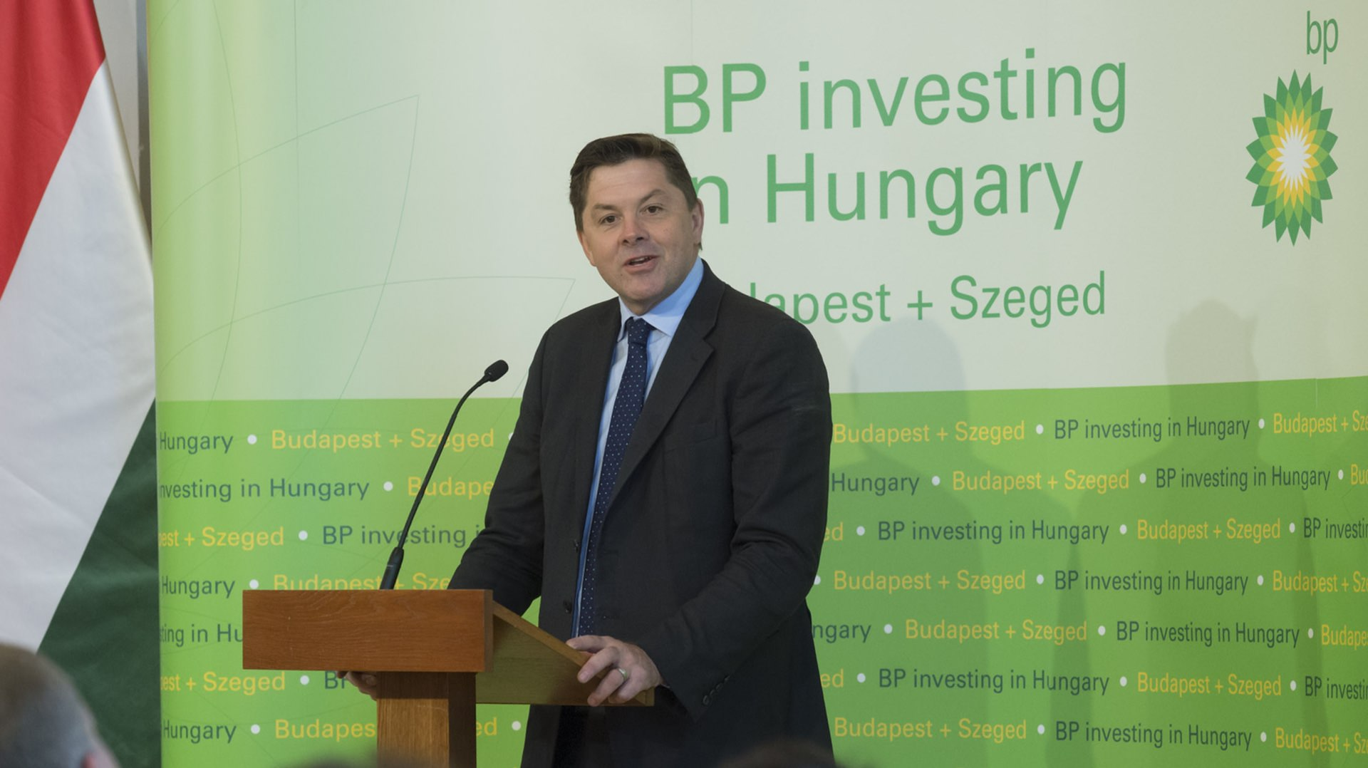 BP to open new service centre in Szeged