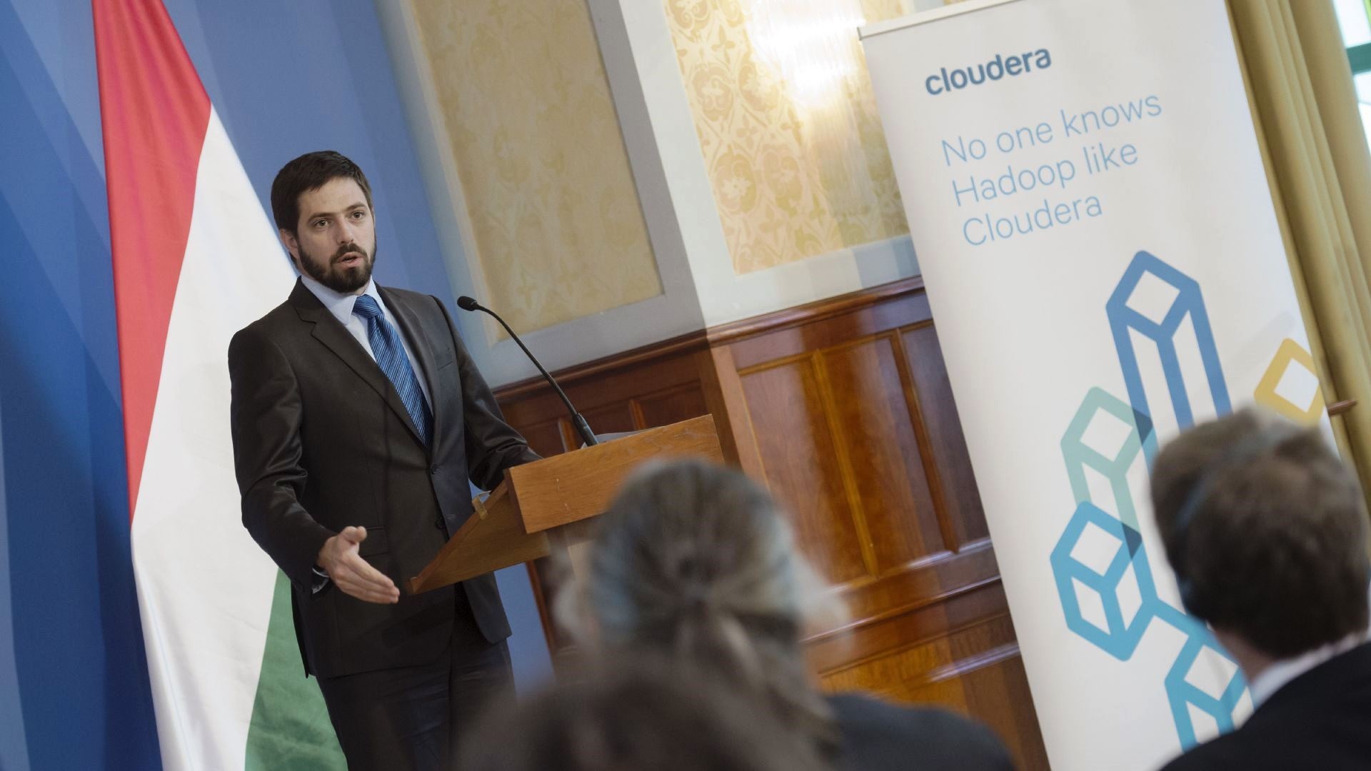 Cloudera expands its R&D centre in Budapest