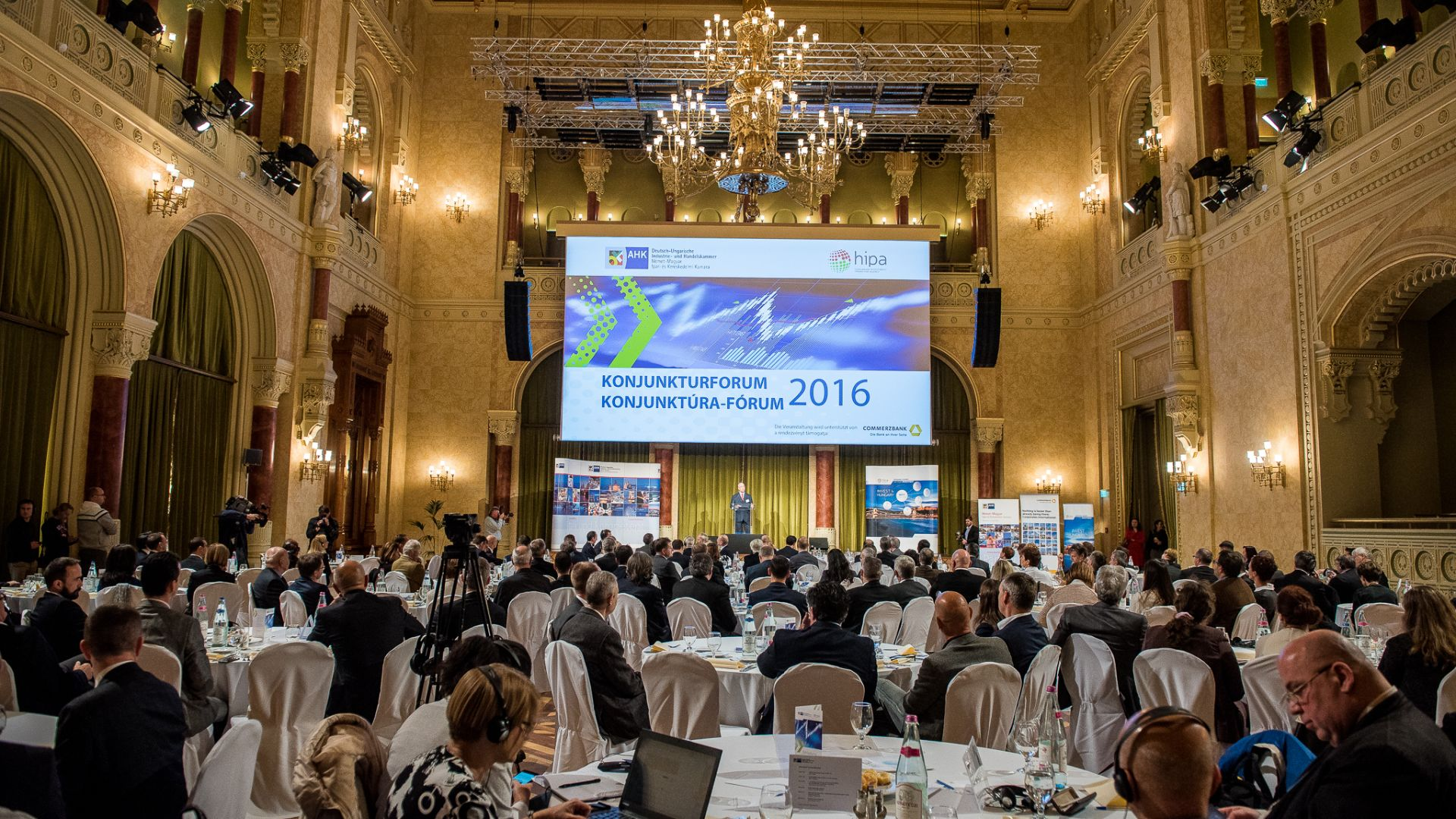 Prosperity Forum 2016 to foster the German-Hungarian economic cooperation