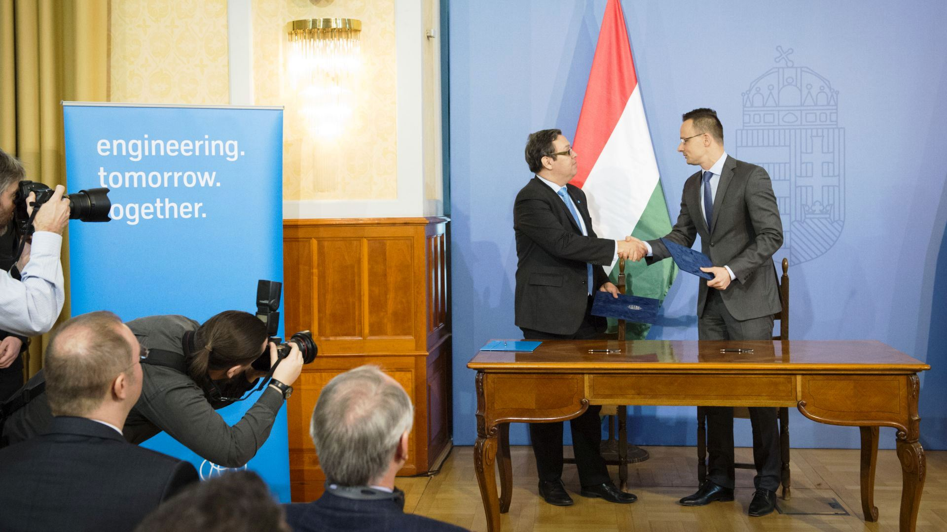 thyssenkrupp is the 72th strategic partner of the Hungarian Government