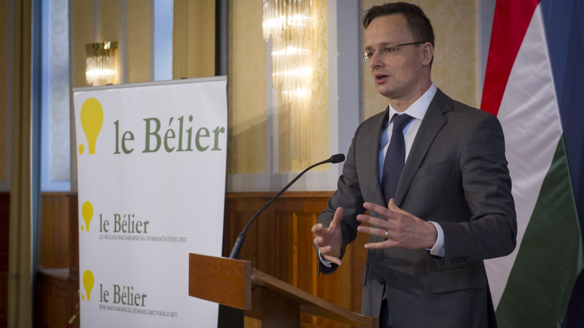 Le Bélier is carrying out developments in all three of its units in Hungary