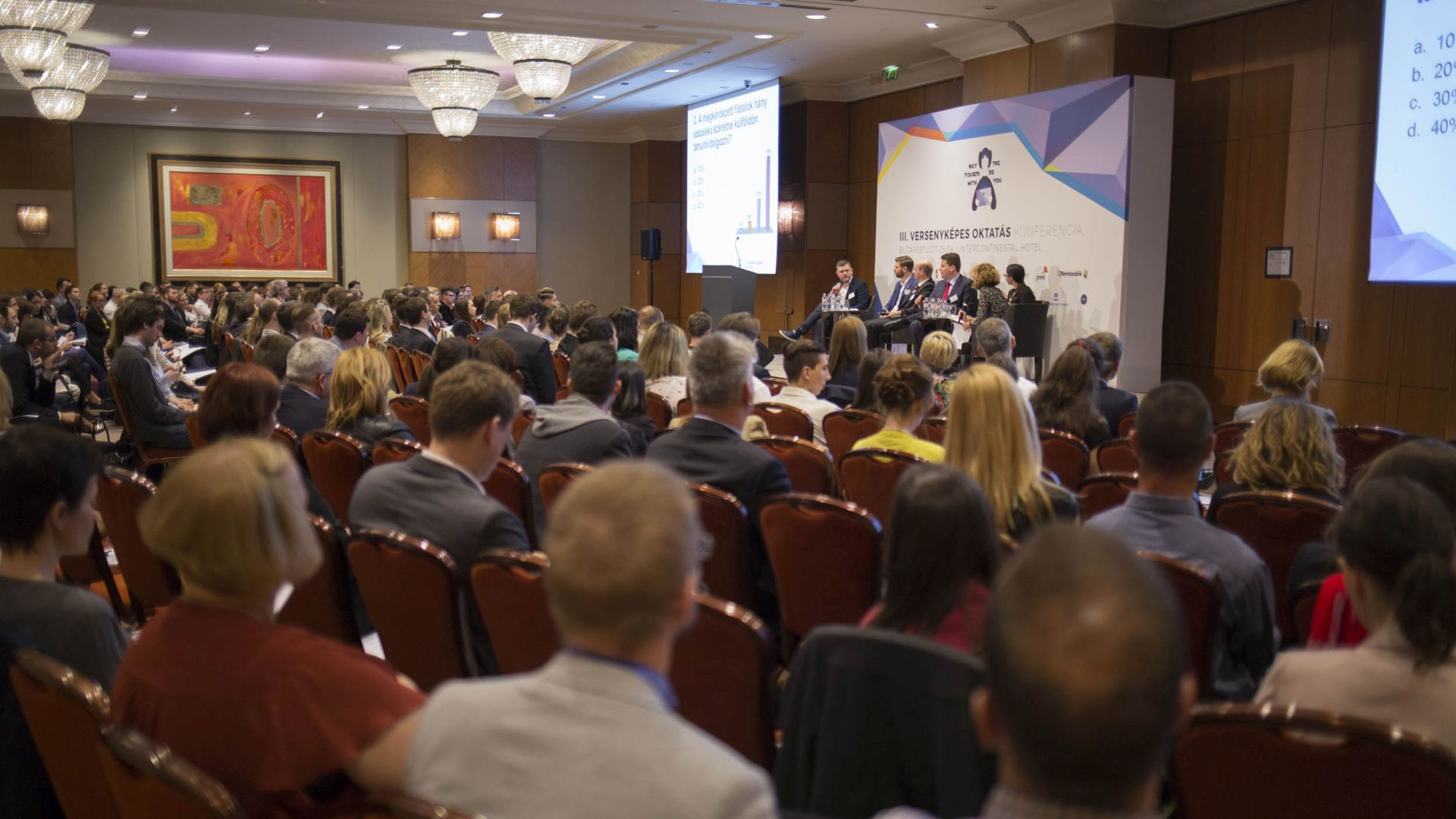 Competitive Education Conference for the development of Hungarian competitiveness