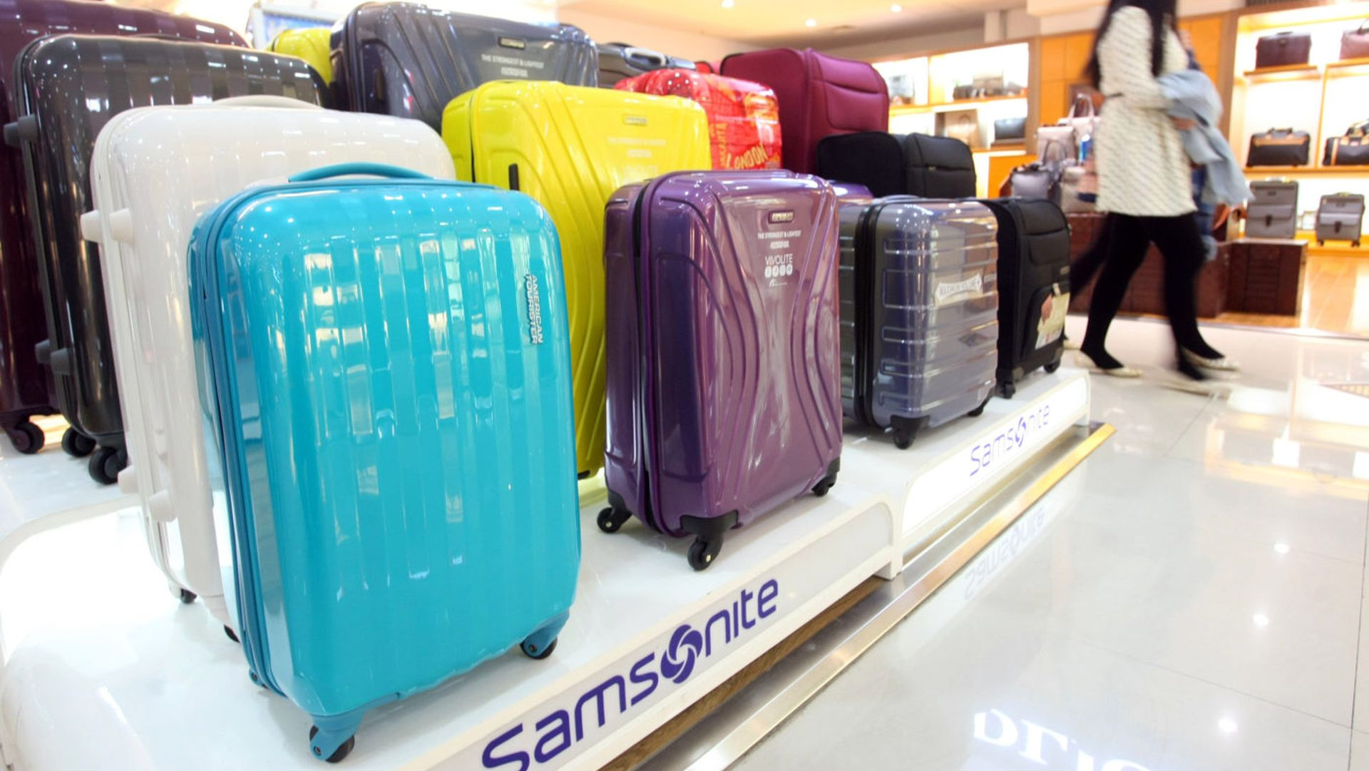 Samsonite has delivered its second plant in Szekszárd