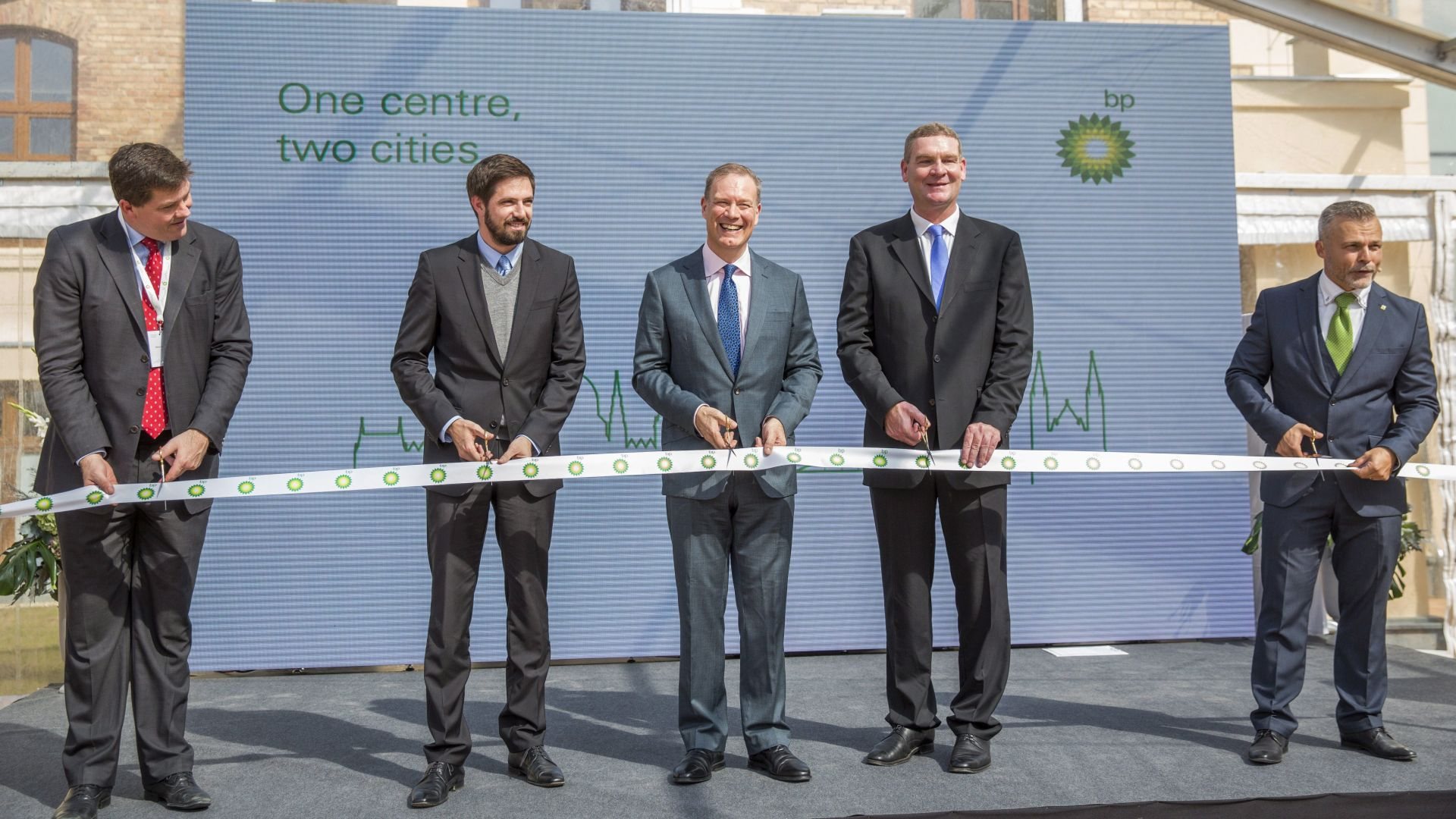 New BP centre delivered in Szeged