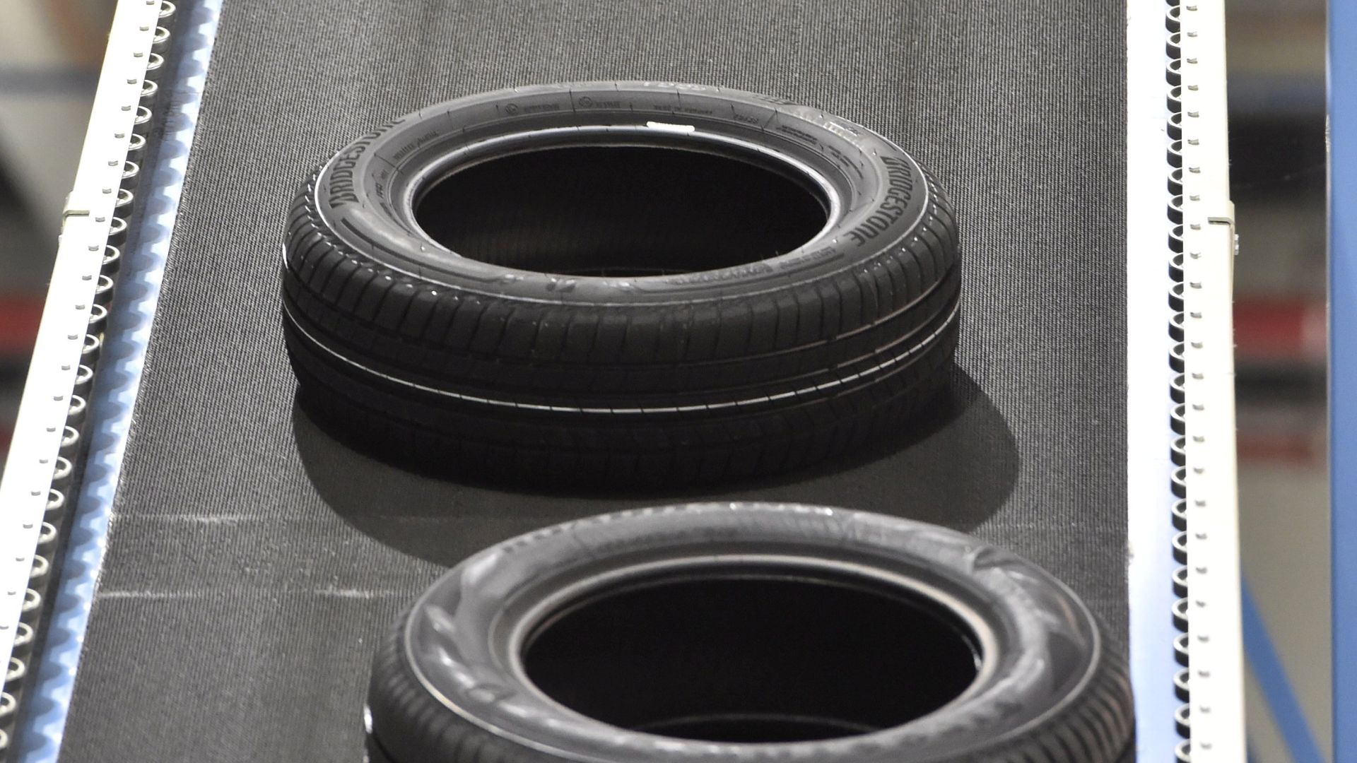 Bridgestone has doubled the size of its Tatabánya plant