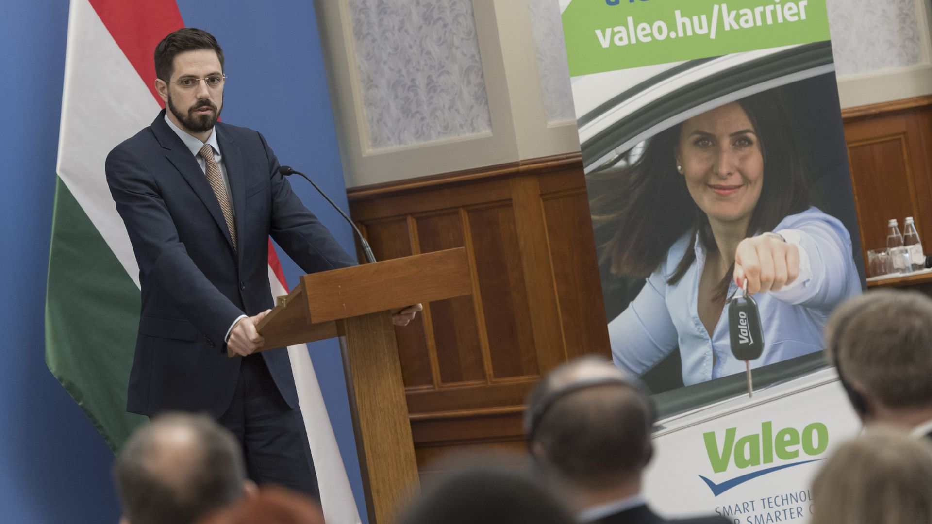 Another important development starts at Valeo's Veszprém plant