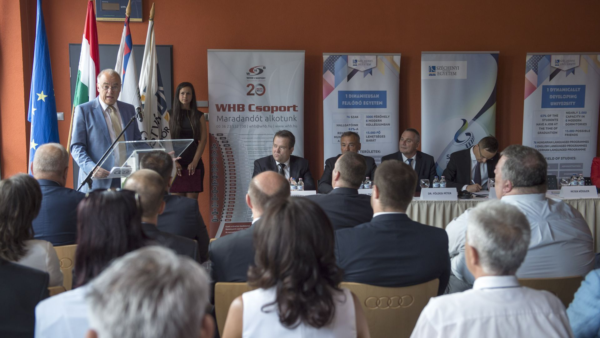 All stakeholders benefit from the cooperation between industry and higher education