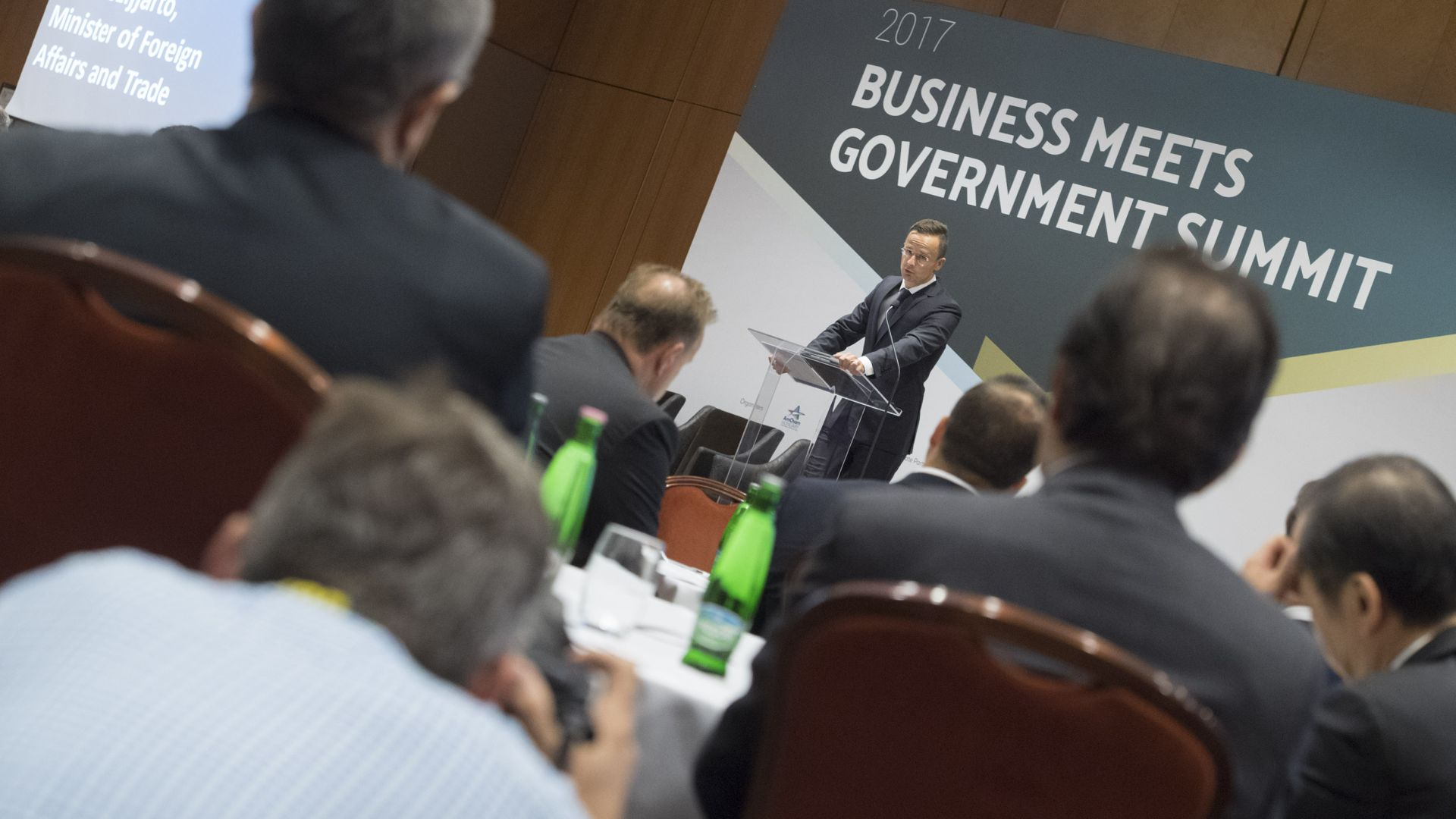 The dialogue between the Government and companies helps Hungary's competitiveness