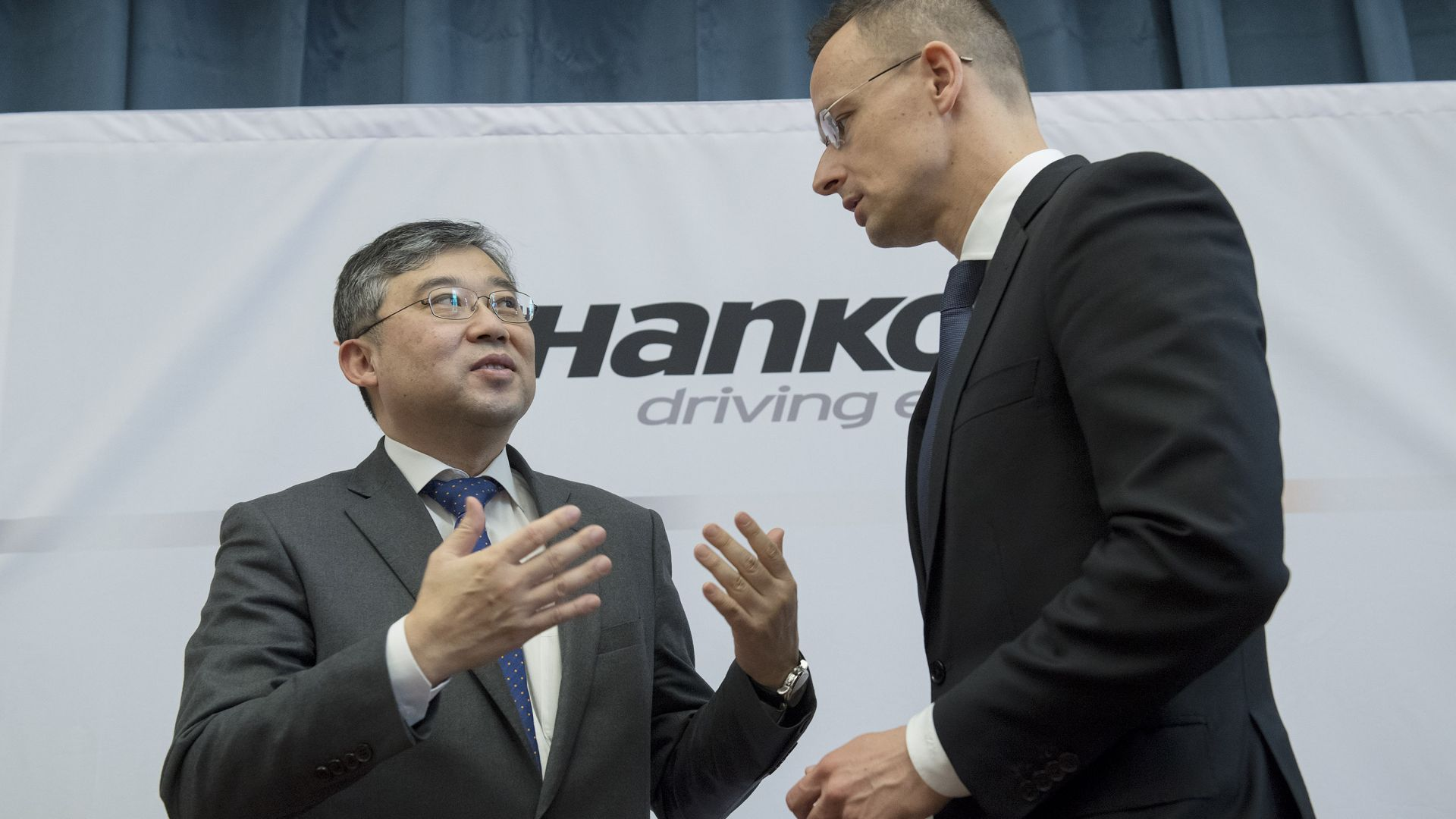 The European production site of Hankook to be extended by a new unit