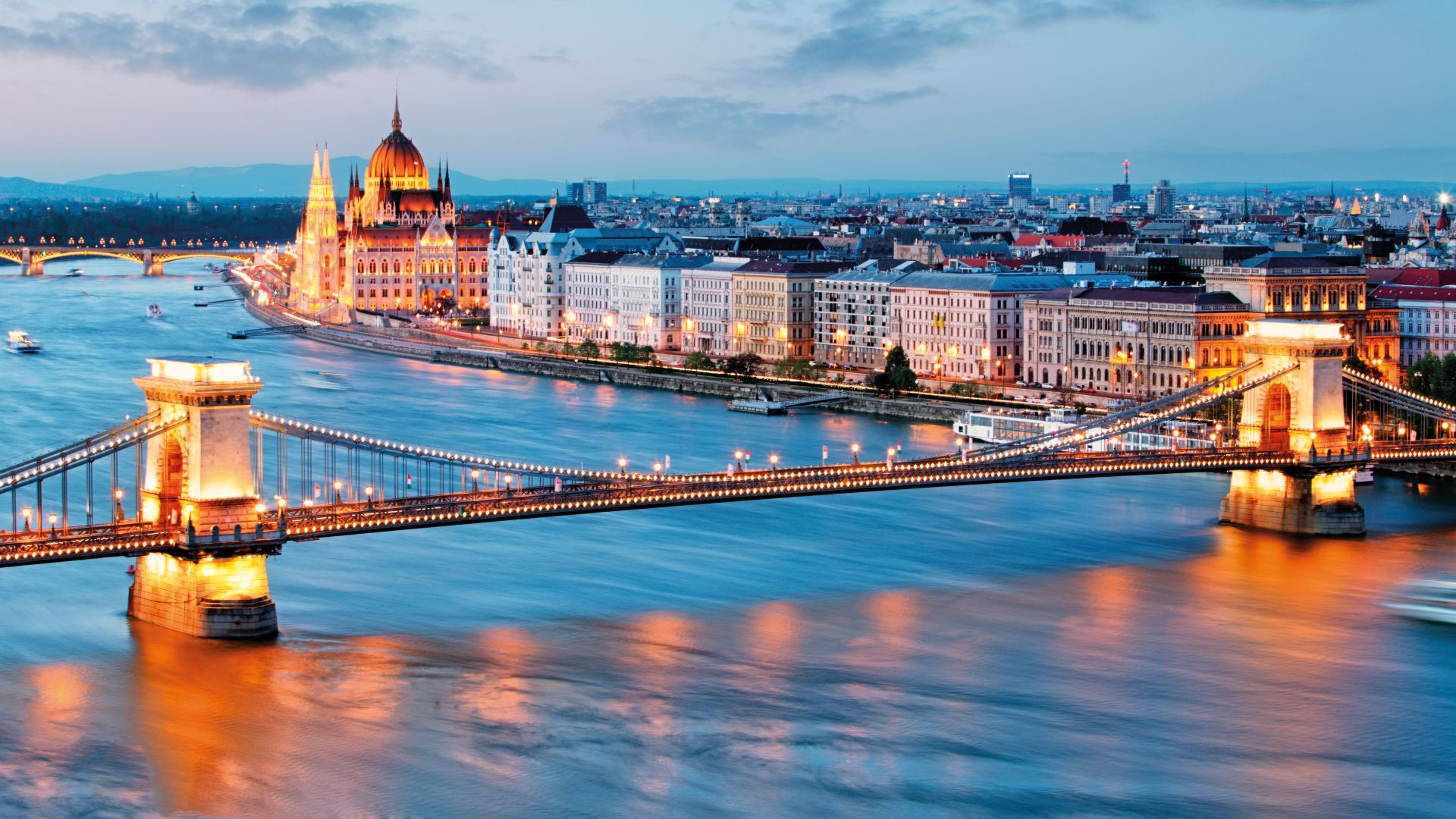 Eight Hungarian cities and regions among the best European locations of the future