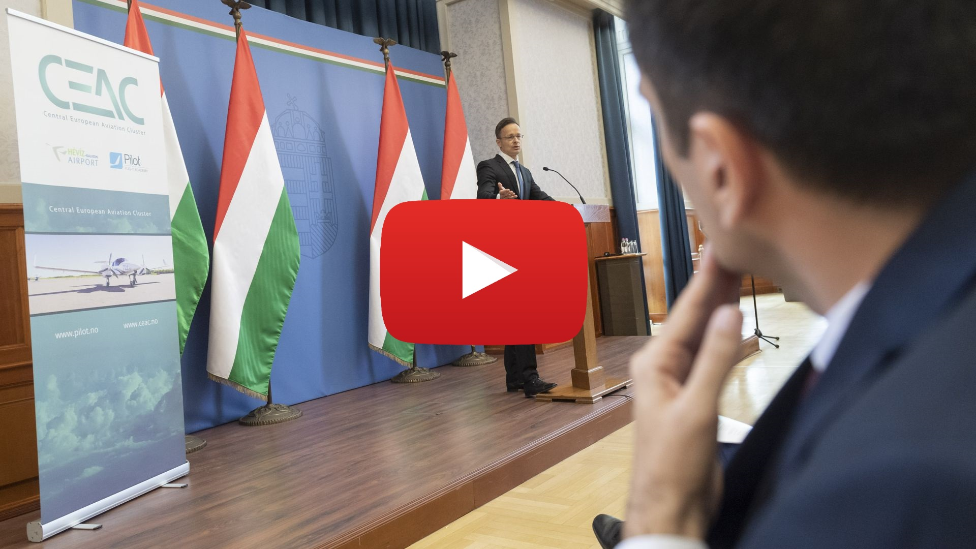 A new airline pilot academy to be established in Hungary - VIDEO REPORT