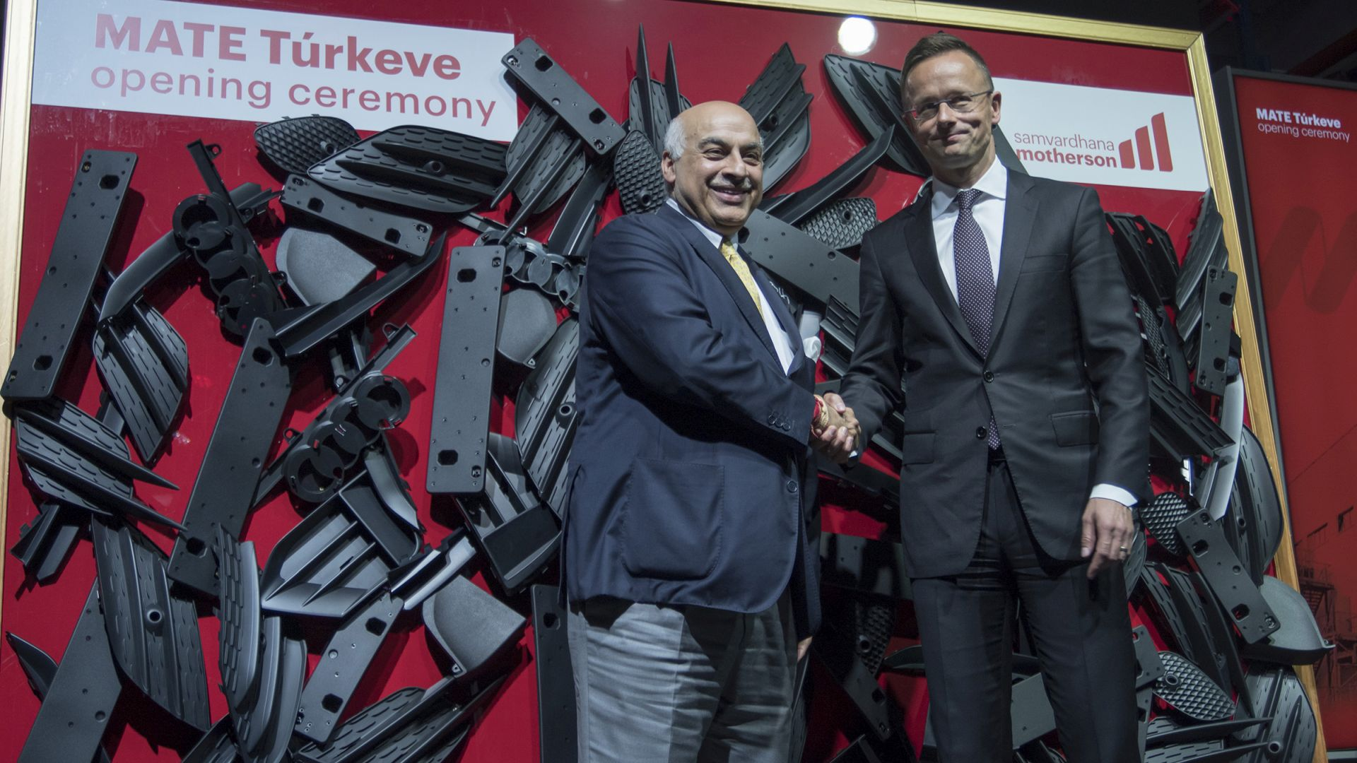 New investment of the Samvardhana Motherson Group in Hungary has been inaugurated
