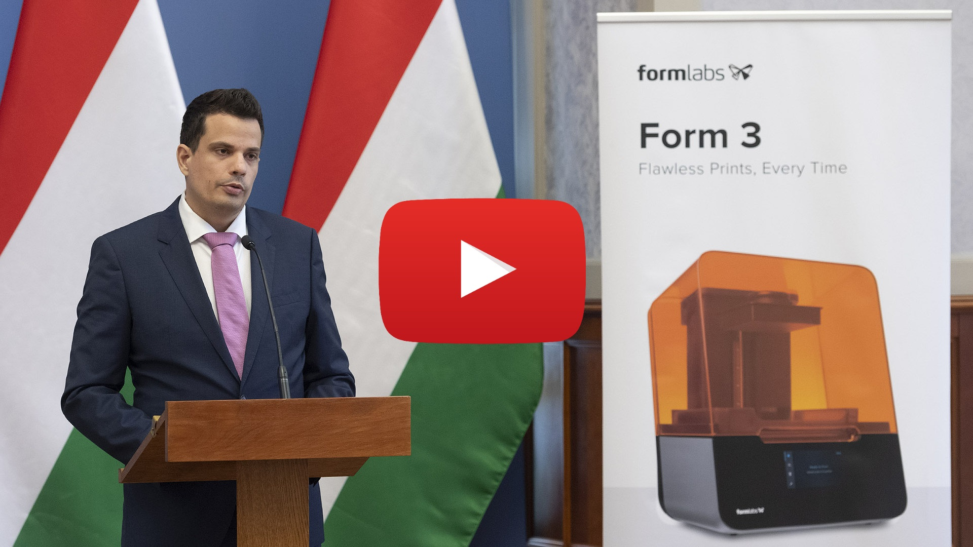 US-based Formlabs establishes its software development centre in Budapest - VIDEO REPORT