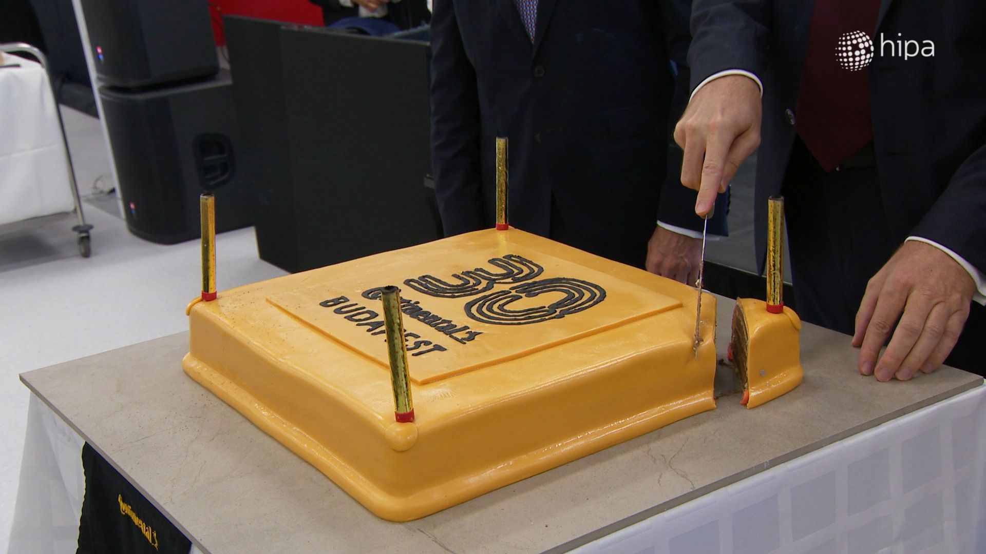 Continental celebrated its 30th anniversary in Budapest - VIDEO REPORT