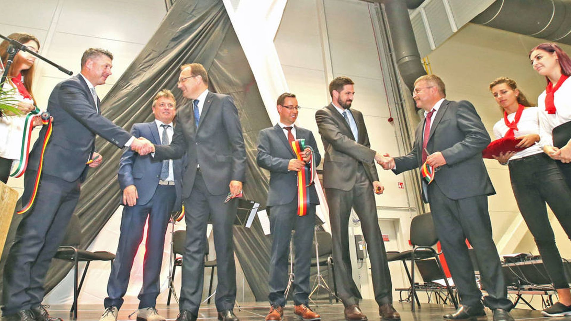 Honsa has become market leader thanks to its 20 years old plant in Pécs