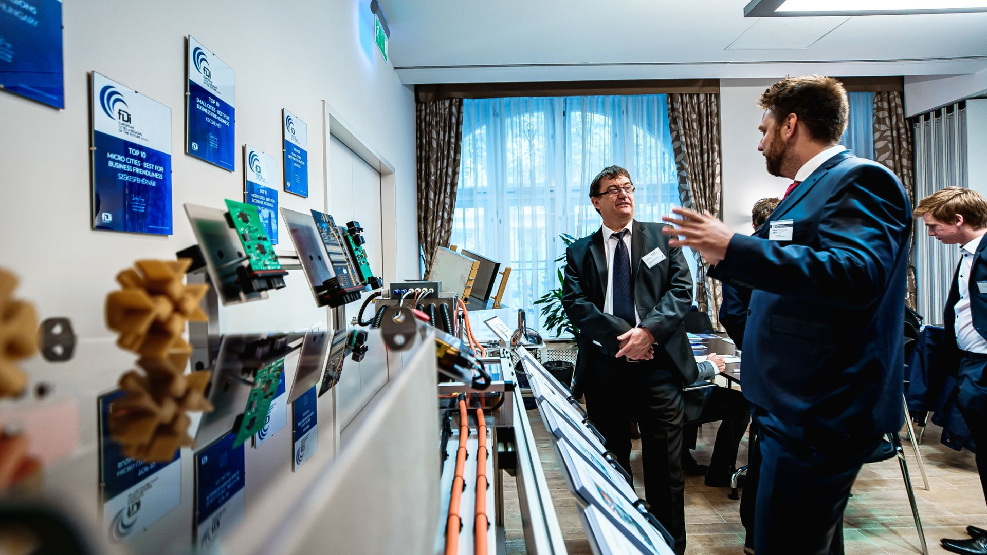 Substantial opportunities are awaiting Hungarian suppliers in the field of e-mobility as well