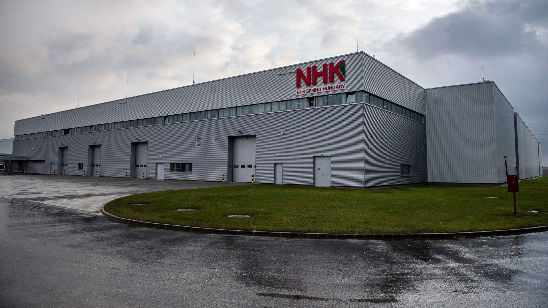 NHK Spring has tripled its Hungarian production unit - VIDEO REPORT
