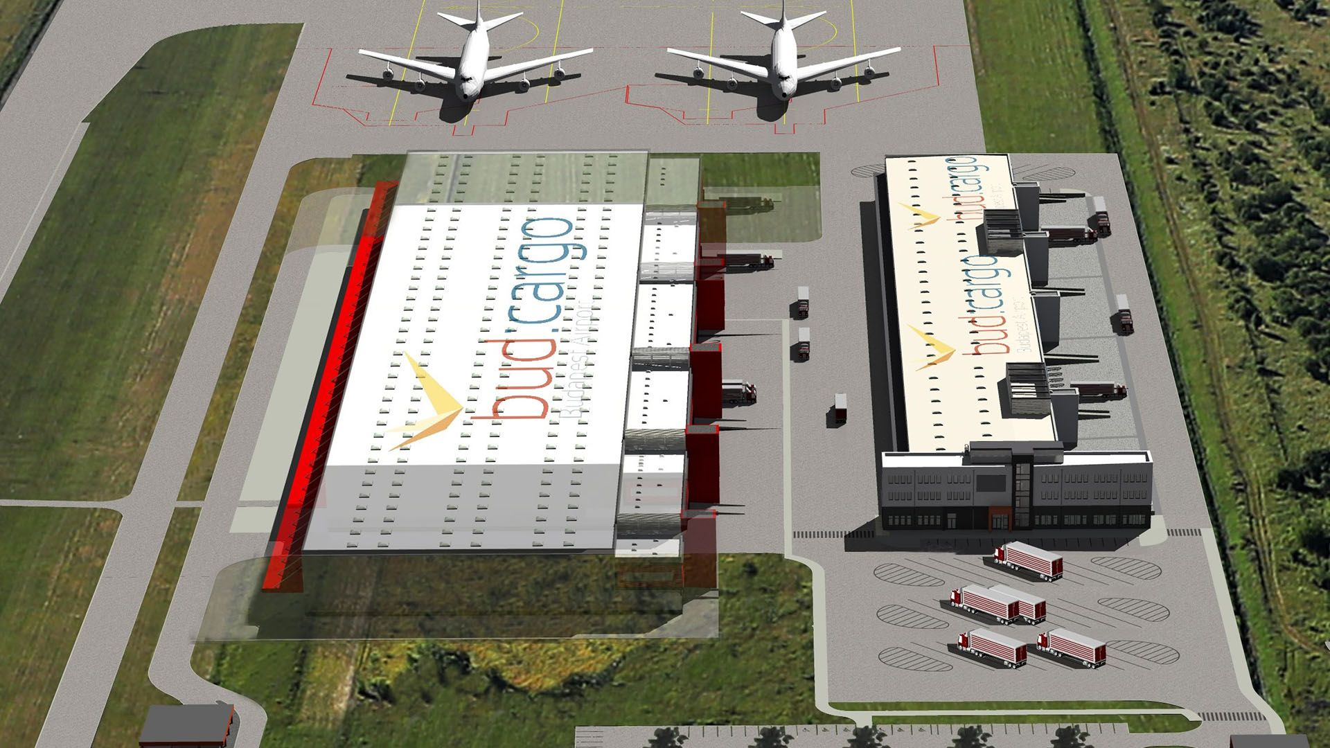 Budapest Airport takes the regional lead in cargo as well - VIDEO REPORT
