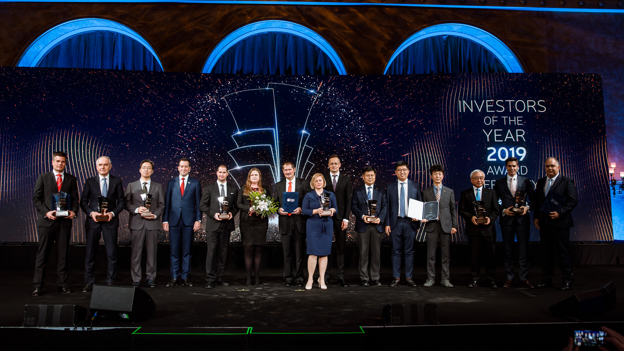 The most prominent investors of 2019 have been honoured in eight categories