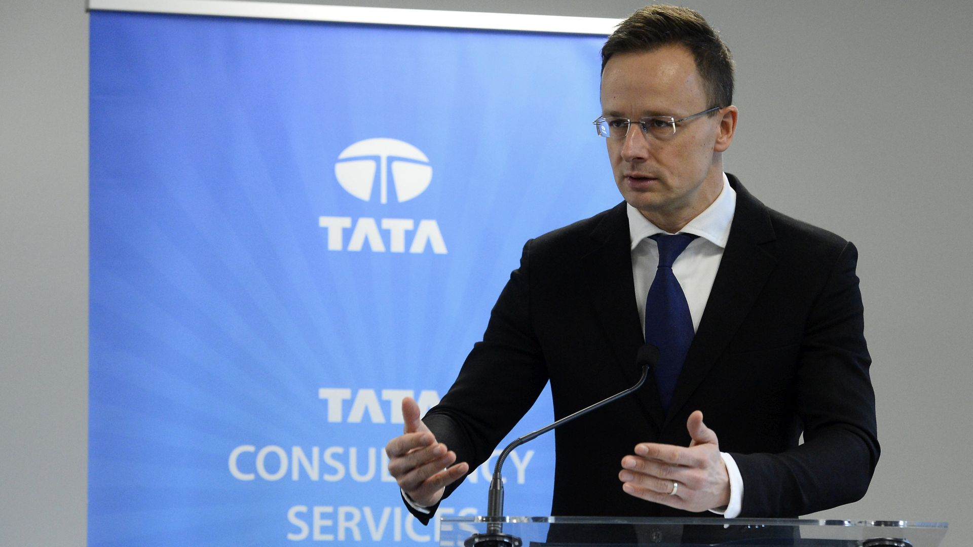 TCS Service Centre in Budapest has grown by a new unit - VIDEO REPORT