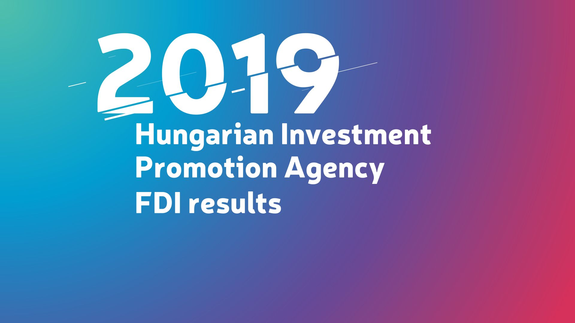 2019 marks another record year in FDI for Hungary