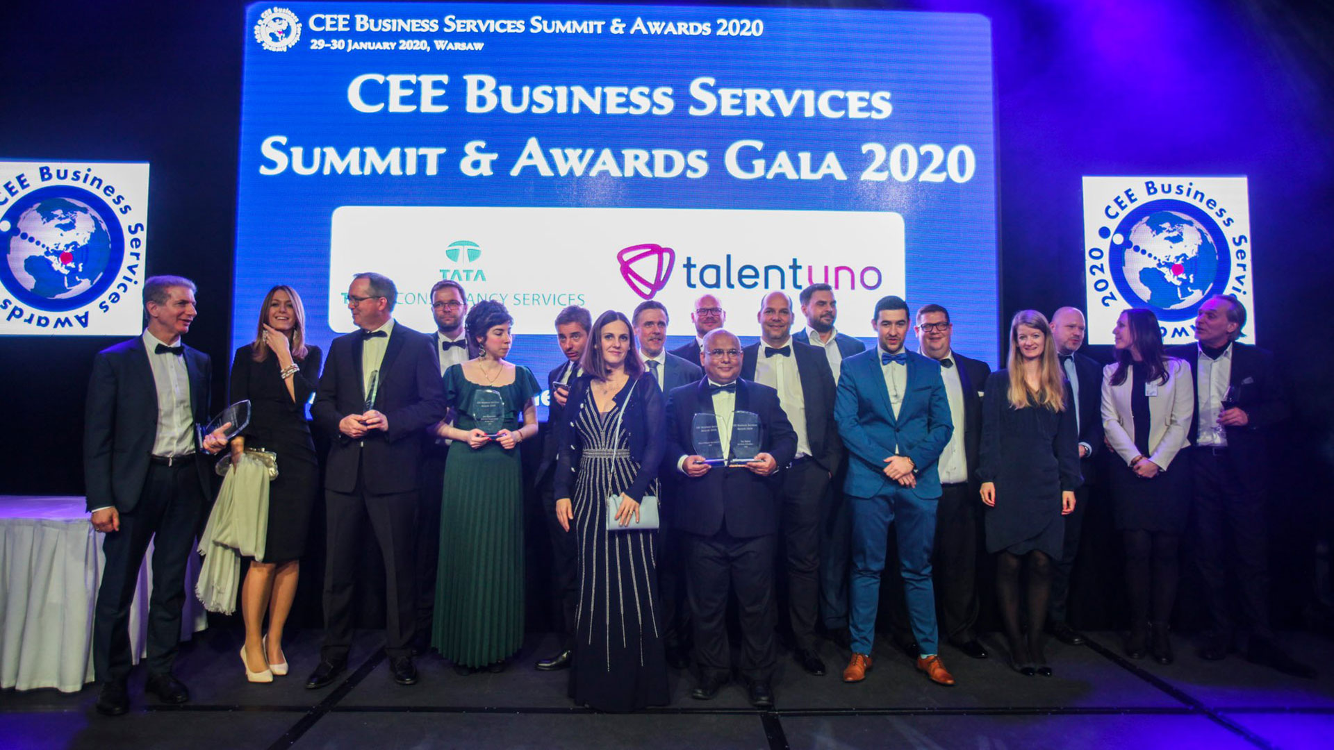 Hungarian Business Service Centres awarded in six categories at CEE Business Services Summit 2020