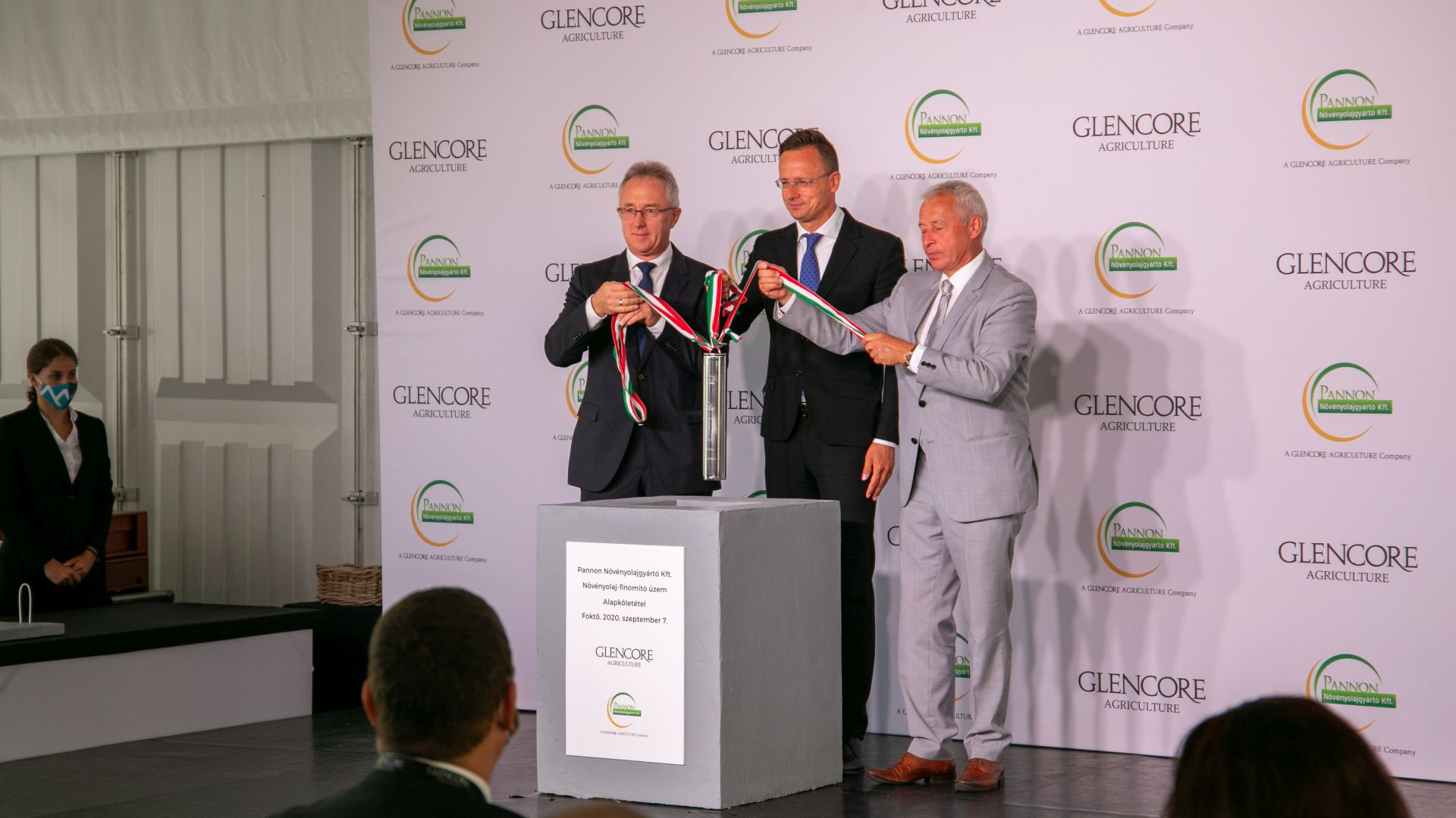 The region's most modern vegetable oil processing plant to be built in Foktő - VIDEO REPORT