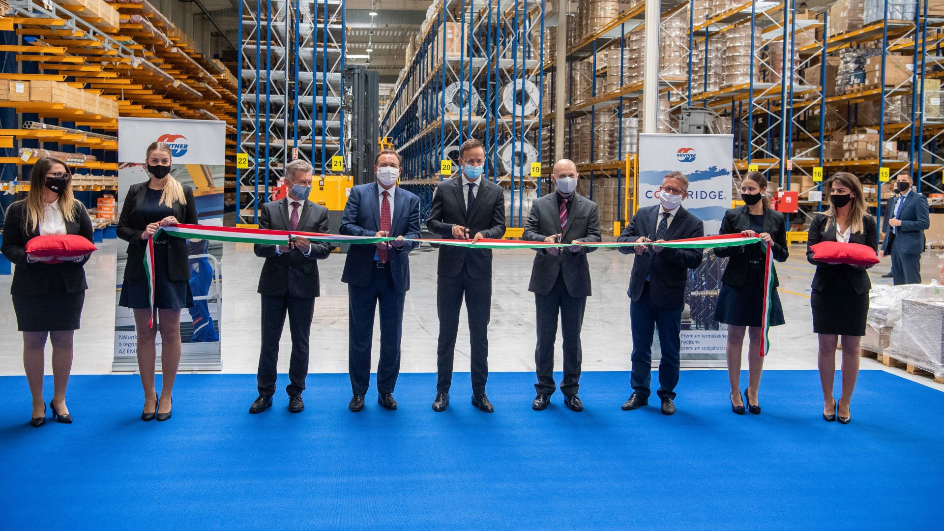 30-year-old Güntner-Tata has inaugurated its latest development - VIDEO REPORT