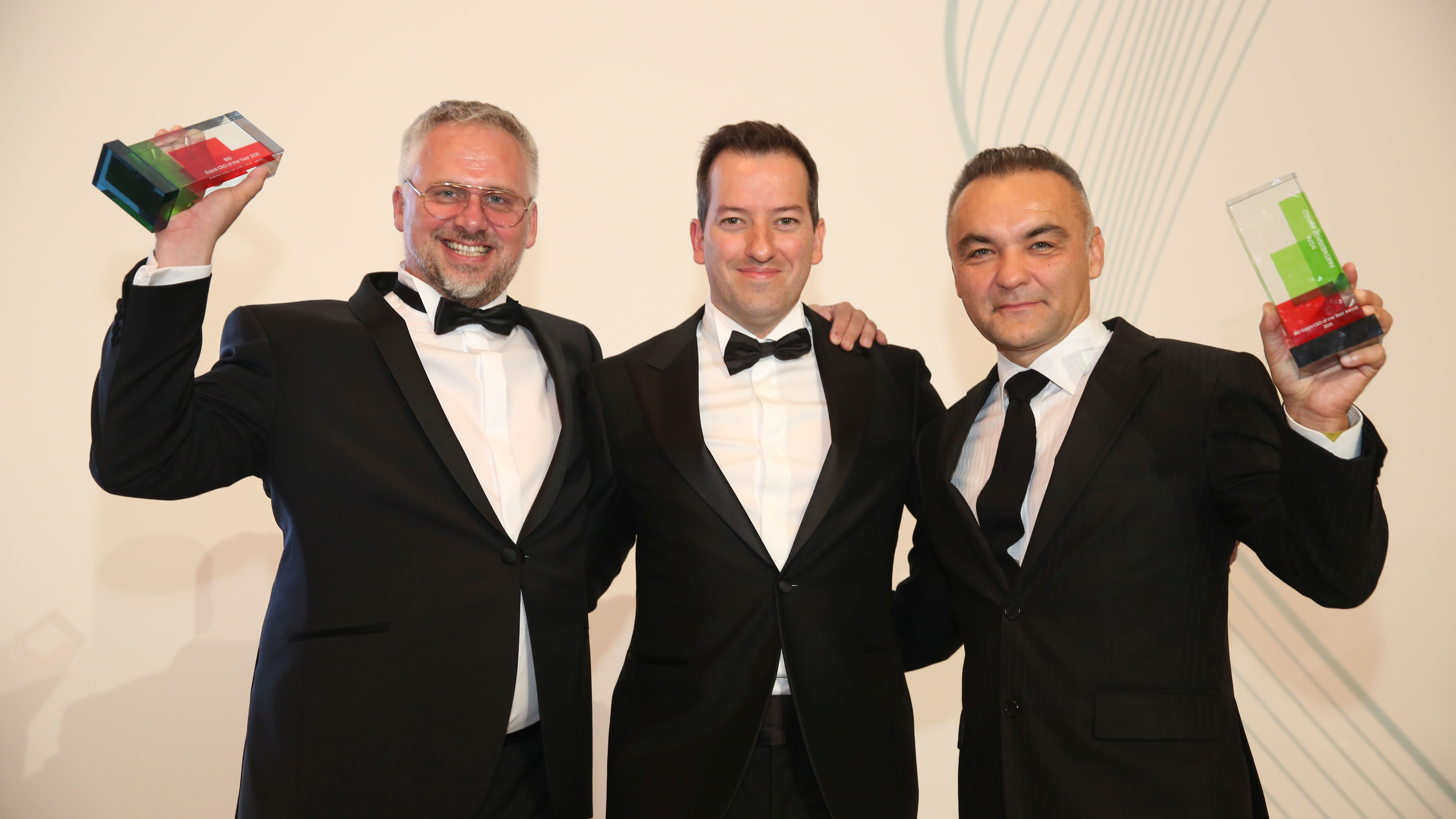 HIPA and Budapest Business Journal once again awarded the best foreign CEOs 2021